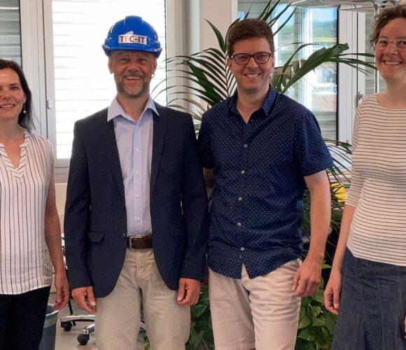 Danke Marco Aebi – TEC-IT AG Aarau